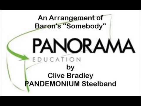 Somebody  Pandemonium   1989 Panorama Prelims on the Track