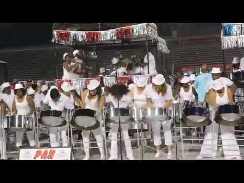 Pan Fantasy Steel Pan Orchestra (Toronto, Canada) at the 2014 Pan Alive