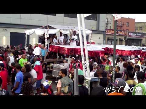 J'Ouvert 2014 Brooklyn, New York