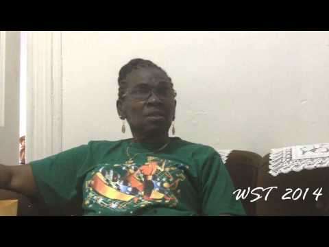 Daisy James McClean - UpClose - A WST Exclusive Interview - Steelpan Music Pioneer