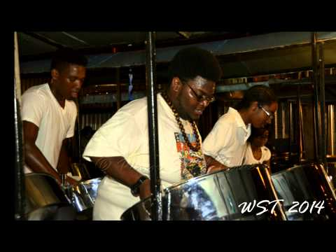 Sonatas Steel Orchestra - In De Minor - Cool Down Version - Panorama 2014 - Panyard Recordings