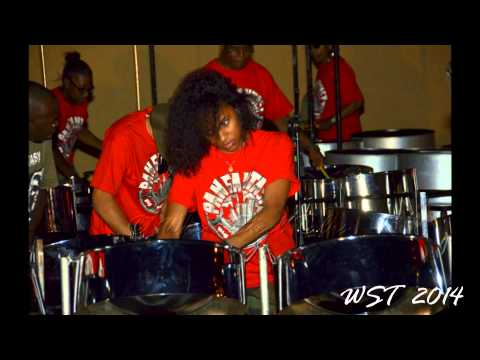 Pan Fantasy Steelband - Big People Party - Cool Down Version - Basement Panyard Recordings