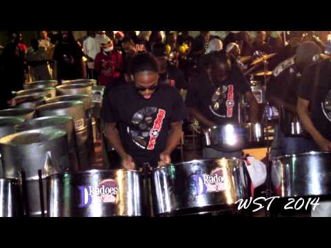 Red Light District - D'Radoes Steel Orchestra