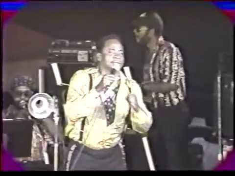 The Mighty Sparrow ~ A Slave From Africa / LIVE 1992