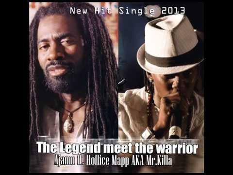 Ajamu ft. Hollice Mapp AKA Mr  Killa - The legend meet the warrior (Carnival 2013 )