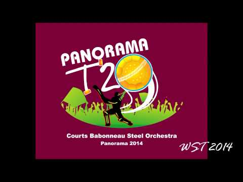 Panorama T20 - Babonneau Steel Orchestra - St. Lucia Panorama - 2014