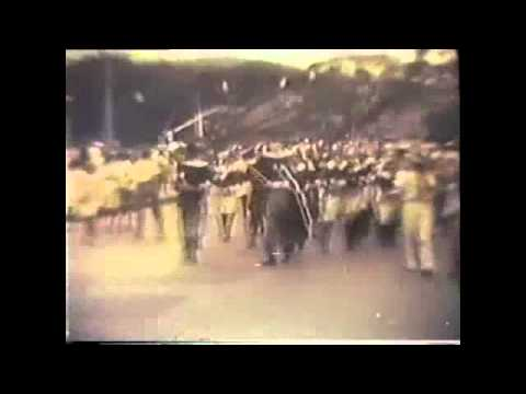 Trinidad Carnival Parade 1920's