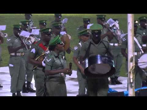 San Fernando City Council Military Tattoo - 23/11/2014 - Trinidad & Tobago