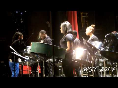 MisConception - Kendall Williams - CrossFire Steel Orchestra