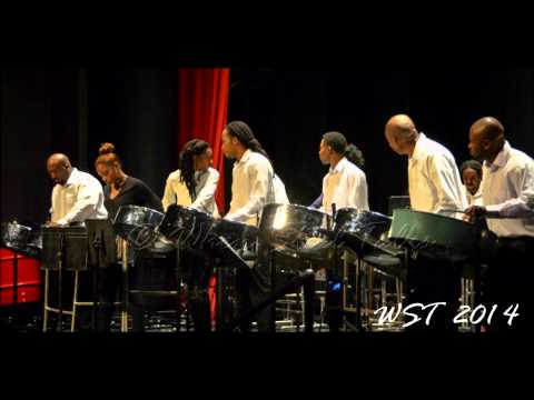 Pan in Motion - Kendall Williams - Brooklyn Steel Orchestra - Composers OutFront!