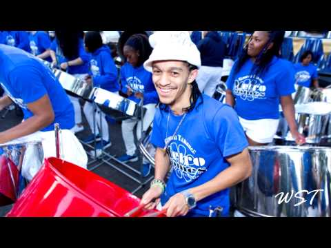 Metronomes Steel Orchestra - UK Panorama 2014 - The Beauty and Power of Pan Even In Silence.