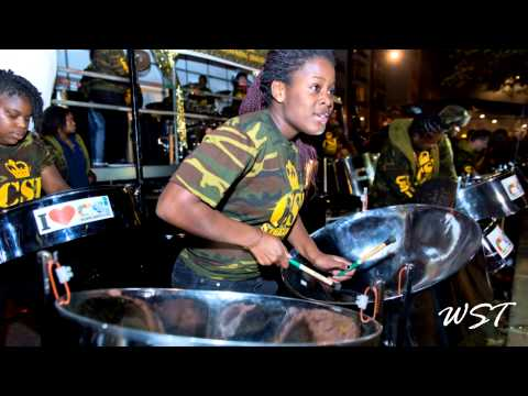 CSI Steelband - UK Panorama 2014 - The Beauty and Power of Pan Even In Silence.