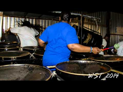 Sonatas Steel Orchestra - In De Minor - Tempo Version - Panorama 2014 - Basement Panyard Recordings