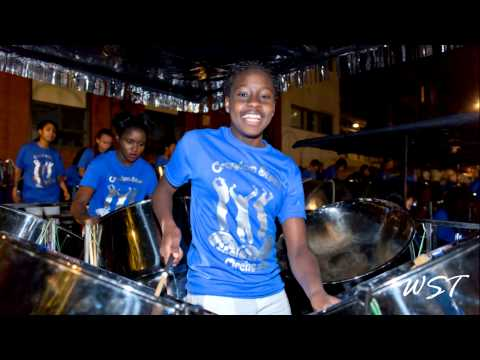 Croydon Steel Orchestra - UK Panorama 2014 - The Beauty and Power of Pan Even In Silence.