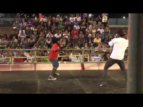 Hollis Clifton presents...Stick Fighting Competition - Feb. 10, 2015 - Trinidad & Tobago