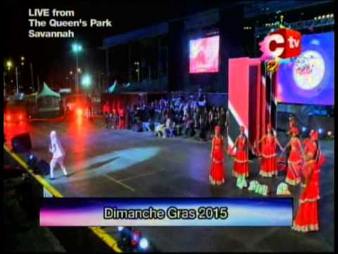 Dimanche Gras 2015 - I Believe 'Chucky' - Winner