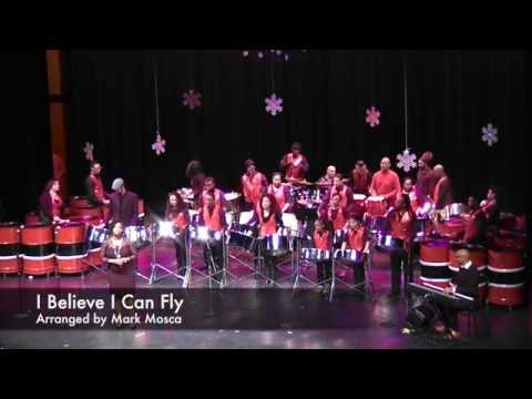 I Believe I Can Fly - Afropan Steelband (arranged by Mark Mosca)