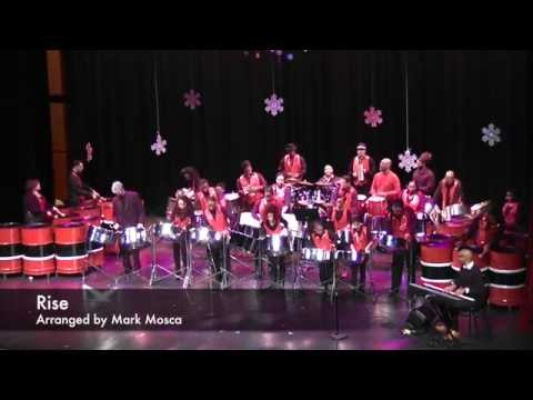 Rise - Afropan Steelband (arranged by Mark Mosca)