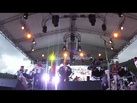 Big People Party - Rhapsody NG @ Tobago jazz Festival 2014