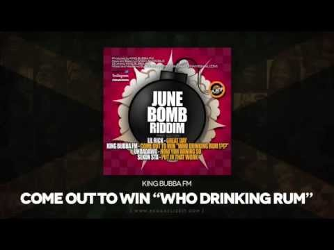 "COME OUT TO WIN ""Who Drinking Rum"" - Pan Remix by: Olujimi ""Jimmeh"" La Pierre         MIX"