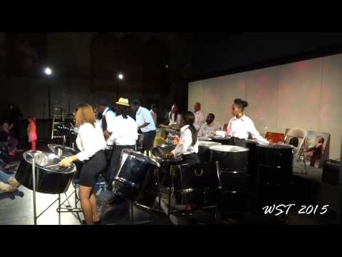 CrossFire Steel Orchestra - Grazing in the Grass - The Arrangers Concert