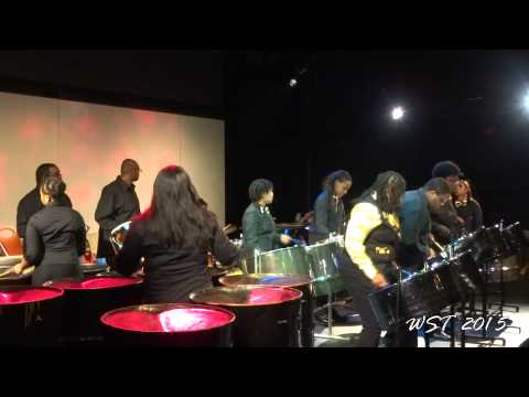 Coffee Street - Sonatas Steel Orchestra - The Arrangers Concert