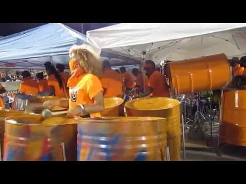 CCAH STEEL BAND My House