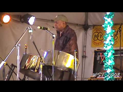 "Len ""Boogsie"" Sharpe performing  Summertime"
