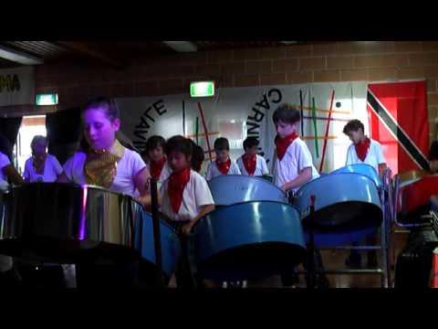 Carlton South Calypso Kids - 2015 Children's Panorama CHAMPIONS