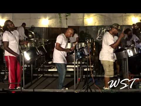 "Remix 2.0 - Pantonic Steel Orchestra - ""My House"" - Andre White arranger - 2015 - Cool Down"