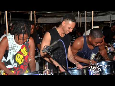 "D'Radoes Steel Orchestras - Like Ah Boss -  Tempo Mix - Terrance ""BJ"" Marcelle - 2015"