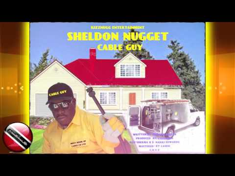 Sheldon Nugget - Cable Guy [2016 Trinidad Soca Music]