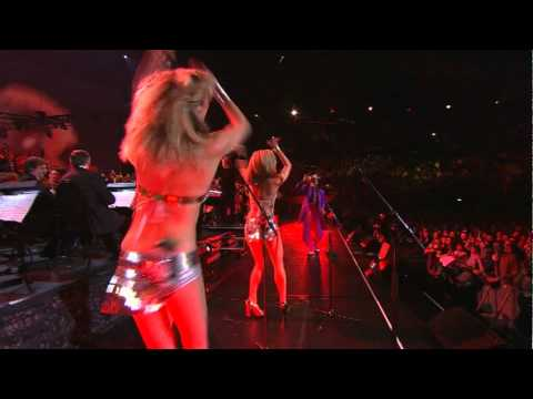 Annie, I'm Not Your Daddy - Kid Creole and the Coconuts @ Nokia Night of the Proms