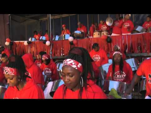 Metronomes Steel Orchestra - UK panorama 2015