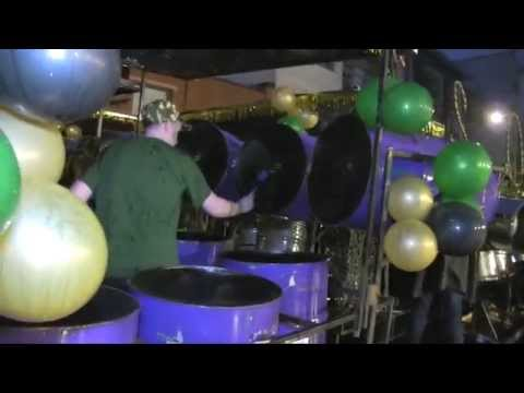 Croydon Steel Orchestra - UK Panorama  2015
