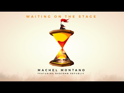 Waiting On The Stage ft. Badjohn Republic (Official Lyric Video) - Machel Montano | Road March 2016