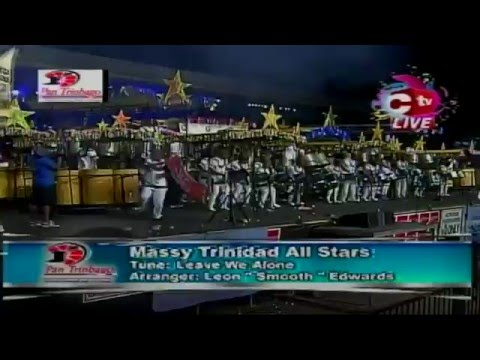 Massy Trinidad All Stars Panorama Final 2016