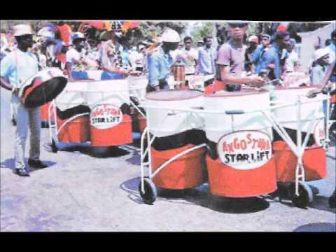 ''Penny Lane'' -  Starlift Steel Orchestra - Ray Holman