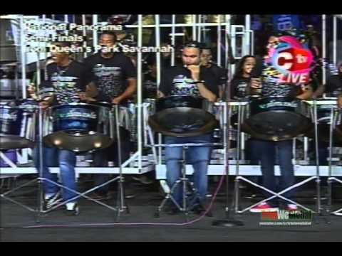 "PCS Nitrogen Silver Stars ""Panoramic"" | Harmonites Steel Orchestra"