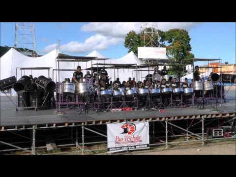 Pantrinbago South Central Small & Medium Pan Prelims, Jan. 17, 2016 - San Fernando Trinidad