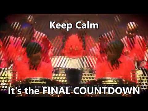 Final Countdown Highlights
