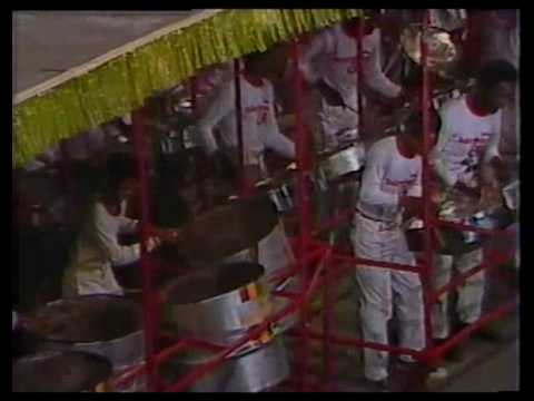 "Birdsong Steel Orchestra ""Mr T"" arr. by Cary Codrington (Panorama Finals 1984)"