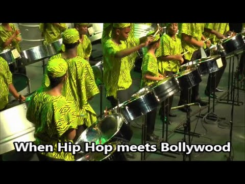 Panjabi - Hip Hop / Indian Style (steelpan)