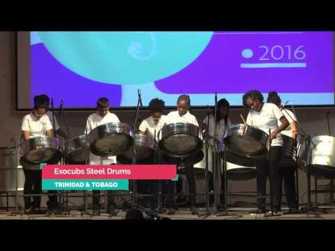 Iguazú en Concierto 2016 - Exocubs Steel Drums