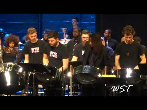 NYU Steel & Brooklyn Steel Orchestra - Tribute to Asami Nagakiya and Melissa Woodruffe