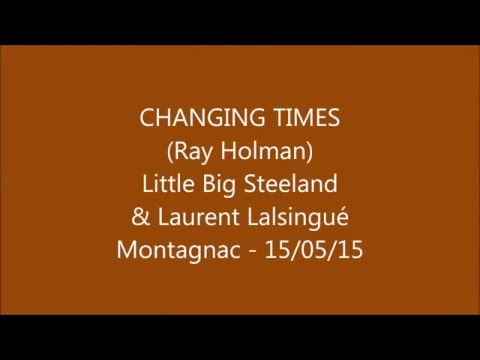 Changing Times - Little Big Steelband