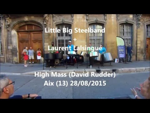 High Mass - Little Big Steelband