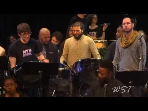 Like A Light - NYU Steel, Andre White & Pan Evolution - Spring Concert 2017