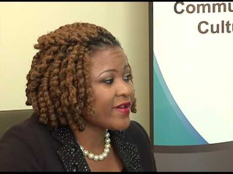 A CONVERSATION WITH CULTURE MINISTER DR. NYAN GADSBY-DOLLY