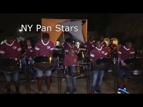 I Feel It Coming - The Weekend - Daft Punk - NY Pan Stars Steel Orchestra